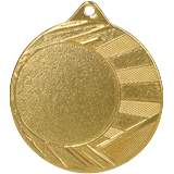 Medal 40 mm, 1st place - gold ME0040 1