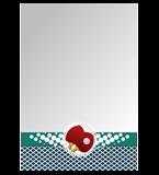 Papierdiplom  - Tischtennis DYP174 1