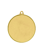 Medal 50 mm football, 1st place - gold MMC9750/G 12