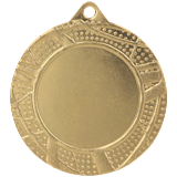 Medal  40 mm, 1st place - gold  ME0140 1