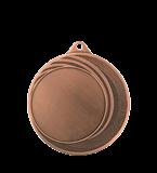 Общая стальная медаль 70 мм MMC3075/B 11