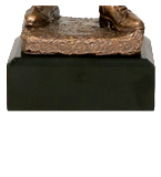 Статуэтка литая - солдат RFST2113/BR 5