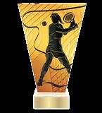 <span>Glastrophäe – Tennis<span style='color:#ff0066; font-weight:800;'> - PRODUKTION BIS ZU 5 WERKTAGE</span></span> VL1/TEN1 1