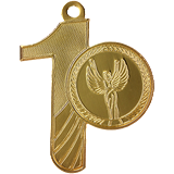 Medal, 1st place - gold MMC16050 1
