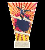 <span>Glastrophäe –Gymnastik<span style='color:#ff0066; font-weight:800;'> - PRODUKTION BIS ZU 5 WERKTAGE</span></span> VL2-D/GIM-PW 4