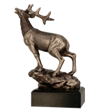 Resin figure - deer RFST3010 1
