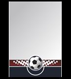 Paper diploma - football DYP173 1