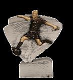 Resin figure - football RFEL5004/S/BR 2