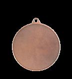 Medal 50 mm football, 3rd place - bronze MMC3650/B 12