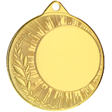 Medal  40 mm, 1st place - gold  ME0240 1