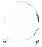 Glass trophy 80611 1