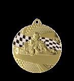 Medal 50mm karts, 1st place - gold MMC8350/G 11