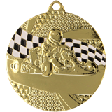Medal 50mm karts, 1st place - gold MMC8350 1