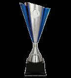 Metal cup silver-blue FABIS BL 4203C 2