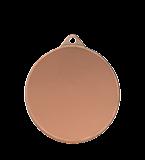 Медаль волейбольная стальная 70 мм MMC3073/B 12