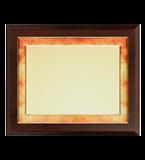 Диплом с печатью на золотой пластине HG7675 2