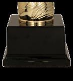 DEBORA металлический золотой кубок 3144D 5