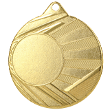 Medal 50mm, 1st place - gold ME006 1