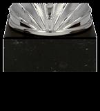 Metal cup silver-blue FREIA BL 4197C 5