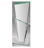 Glass trophy GS811 1
