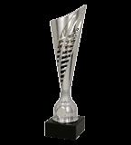 Silver plastic cup PIKAS 8307 1