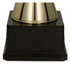 Kunststoff-Pokal Gold FABI S 4202C 5