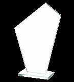 Statuetka szklana M64 1