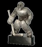 Resin figure – hockey RFST3031/S 1