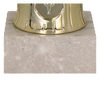 Metal cup gold WITO 9210H 5