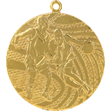 Medal 40 mm basketball, 1st place - gold MMC1440 1