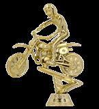 Plastic figure – MOTORCYCLIST F244 1