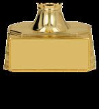 Кубок пластиковый золотой STORO G 9201/G 5