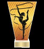 <span>Glastrophäe –Gymnastik<span style='color:#ff0066; font-weight:800;'> - PRODUKTION BIS ZU 5 WERKTAGE</span></span> VL1/GIM 1