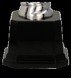 Metall-Pokal Silber EMOS 4105-N/F 5