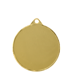 Medal 50 mm football, 1st place - gold  ME001/G 12