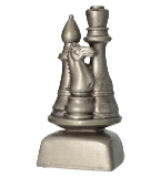 Resin figure – chess RFST3026/S 1
