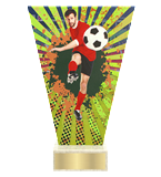 <span>Glass award  – football player<span style='color:#ff0066; font-weight:800;'> - PRODUCTION UP TO 5 WORKING DAYS</span></span> VL2/SOC2 1