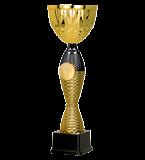 Gold – black metal cup  4221 1