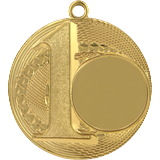 Medal 50 mm, 1st place - gold MMC5057 1