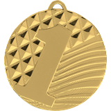 Medal 50 mm, 1st place - gold MD1750 1