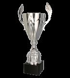 Silver metal cup EDOS 4127 1