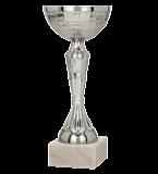 Coppa di metallo argento 9110 1