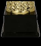 Gold metal cup DARKA 3133G 5