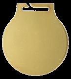 Stahl-Medaillen mit Aufdruck - judo  MC61/G/JUD 5