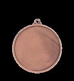 Medal 50 mm football, 3rd place - bronze MMC9750/B 12
