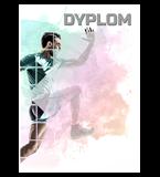 Papierdiplom  - Laufen DYP155 1