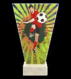 <span>Glastrophäe – Fußball<span style='color:#ff0066; font-weight:800;'> - PRODUKTION BIS ZU 5 WERKTAGE</span></span> VL2-D/SOC2-PW 4