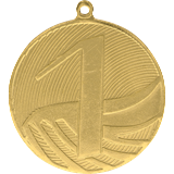 Medal 50 mm, 1st place - gold MD1291 1