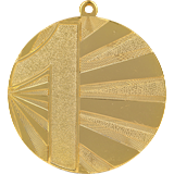 Medal 70 mm, 1st place - gold MMC7071 1