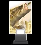Trofeum szklane - WĘDKARSTWO CG01 FIS 1